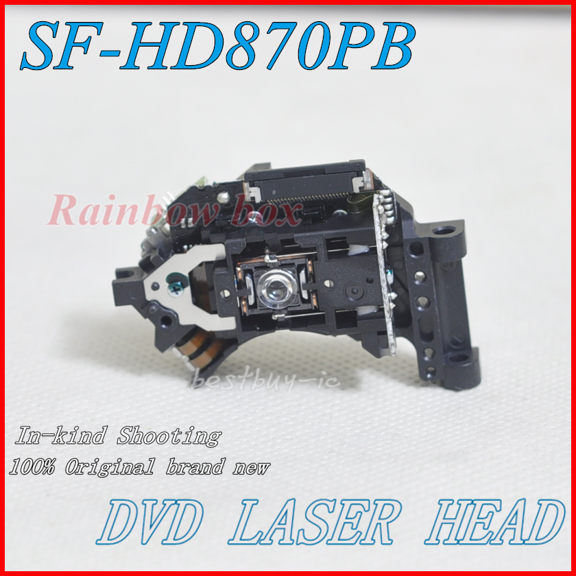 Original New HI-FI CD+DVD OPTICAL PICK UP SF-HD870PB  LASER LENS  High Quality Can Replace EP-HD870PB