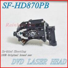Oryginalny nowy HI FI CD + DVD optyczny PICK UP SF HD870PB soczewka lasera wysokiej jakości może zastąpić EP HD870PB
