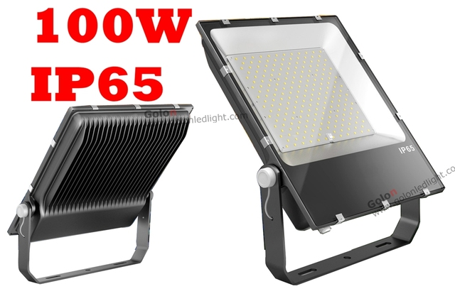 LED flood lighting 100W outdoor 400w metal halide led replacement ...