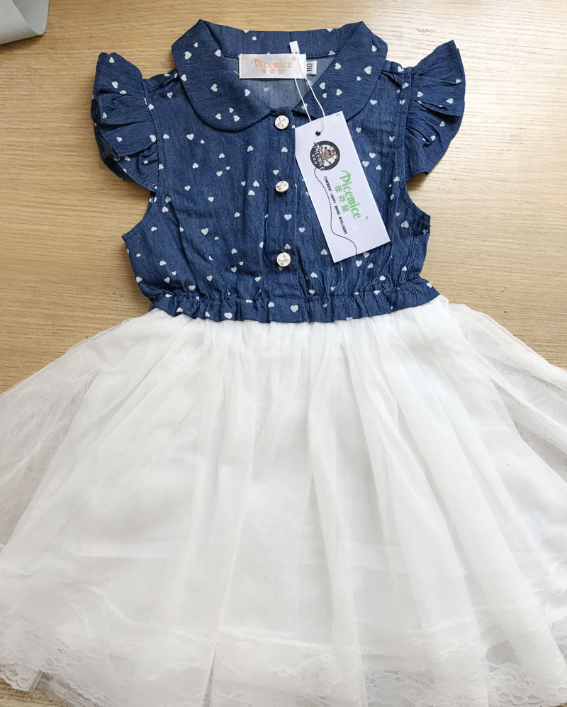 55e24d83c1 Matka córka sukienki 2019 lato rodzina stroje mama i córka sukienka  pasujące ubrania niebieska biała sukienka dla dzieci i kobiet w Matka córka  sukienki ...