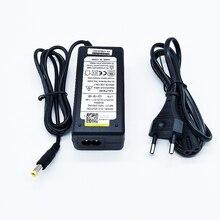 Высокое качество 25,2 в 1A зарядное устройство электрические транспортные средства специальное зарядное устройство 24 В 1A полимерный литиевый аккумулятор зарядное устройство