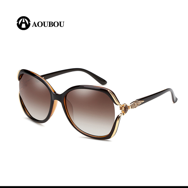d8e402e0dbd Tmall Polarized Sunglasses Women Oculos De Sol Feminino Feminino Gafas 2018  Fox Oversized Luxury Veithdia Lunette