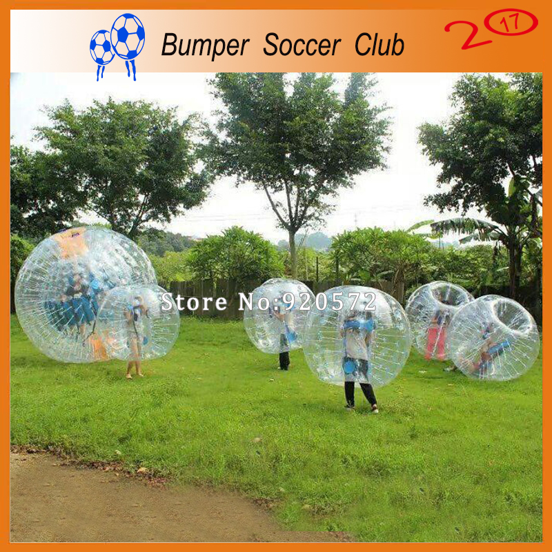 Free shipping !!! Outdoor 1.2m Kids Body Bumper Ball Inflatable Balls Human Sized Hamster Bubble Ball For Sale