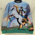 Печать единорог хип-хоп человек толстовка 3d толстовка и пуловеры мужские толстовки и кофты костюмы спортивная одежда мужчины