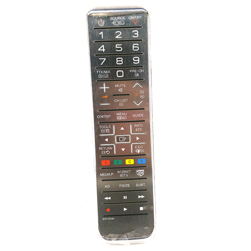 Hot  New Remote Control BN59-01054A for Samsung 3D Smart TV Remote Control replace BN59-01051A control temoto remote for samsung smart uhd led tv set hu bn59 01185d bn59 01184d bn59 01182d bn59 01181d bn94 07469a bn94 07557a ln005302