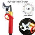 Electric pruning shears HDP828 40mm cutting