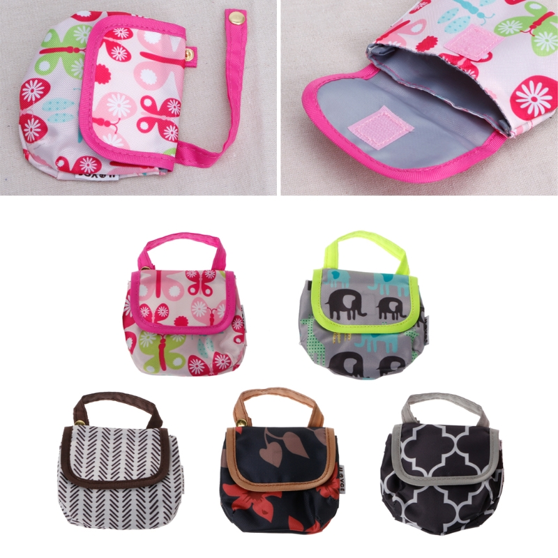 Baby Pacifier Bag Soother Dummy Holder