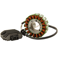 Stater Regulator Rectifier with Gasket For Yamaha R6 YZFR6 YZF R6 1999 2002 Electrical Stator Coil 5EB 81410 00 00