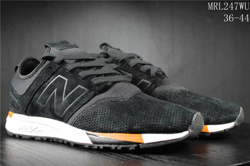8aac4e5c1ea24 ... NEW BALANCE 247 Retro Authentic Men's/Women's Running Shoes,New Colors  MRL247 Outdoor Sneakers ...