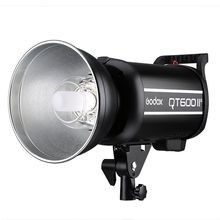 Godox QT600II 600WS GN76 1/8000s High Speed Sync Flash Strobe Light with Built in 2.4G Wirless System