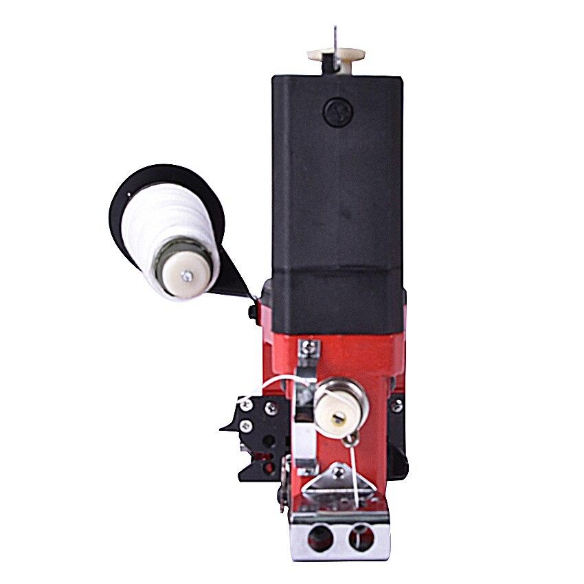 1 Набор пистолет портативная упаковочная машина электрическая машина швейная машина тканый мешок рисовый мешок шовный инструмент - 3