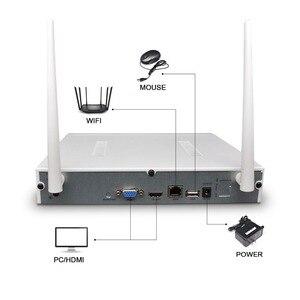 Image 4 - Jooanアレイhdホーム無線lanワイヤレスセキュリティカメラシステム 8CH nvrキット 1080 1080p cctv wifi屋外フルhd nvr監視キットH.265