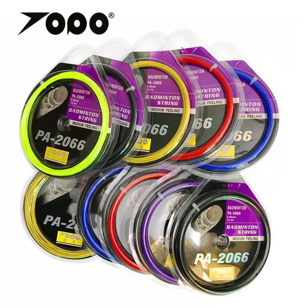 0.66mm Topo PA2066 Badminton String 10m