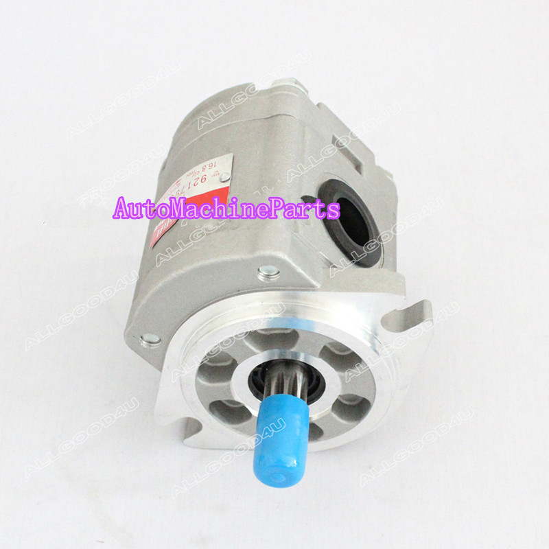 Gear Pump Hydraulic Pump TH109457 for John Deere 790D 800C 120C 130G 550LC new hydraulic gear pump 67110 u2170 71 67110u217071 for forklift