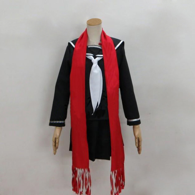 KAGEROU projet Cos Tateyama Ayano Cosplay dessin animé homme femme Halloween Cosplay Costume uniforme japonais