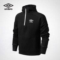 Umbro Men Long Sleeved Hoodie Coat New Sportswear Men's Sports Suits Training Jacket Sports Coat UO174AP2455