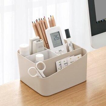 Makeup Organizer Storage Box Desk Office Organizer Cosmetics Skin Care Plastic Storage Drawer Jewelry Box storage box Organizer