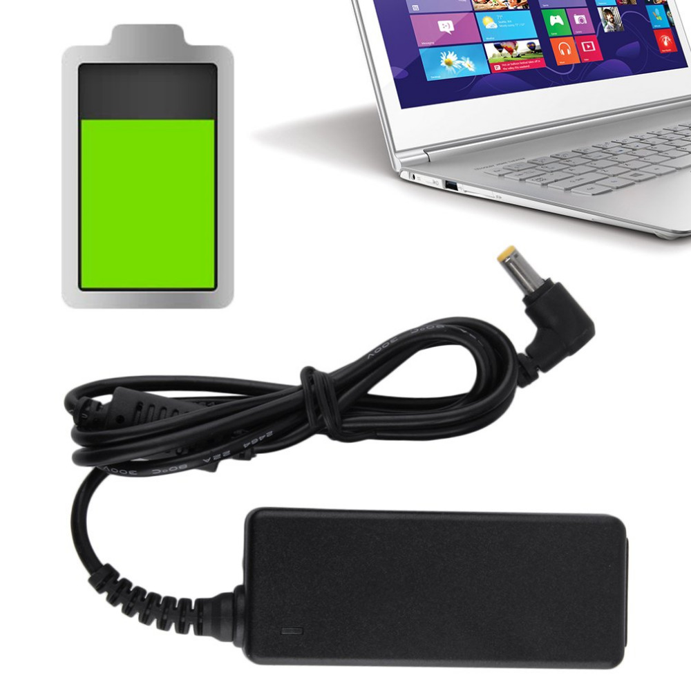 19V 1.58A 30W AC Adapter Charger + Cord for Acer Aspire One KAV10 KAV60 Drop Shipping Wholesale Eletronic Hot