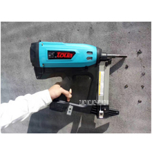 New Hot High Quality GSN50A/50 Gas Nail Gun Woodworking Doors Window Dedicated Nailing Device Electric Nail Gun 2-3 pcs/sec DC6V