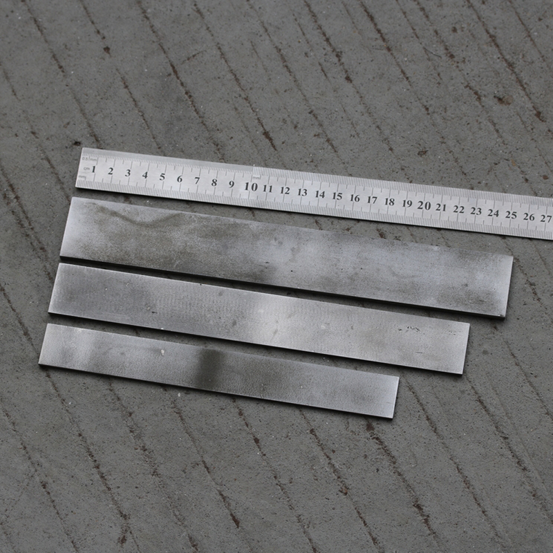 Top Quality Diy Knife material Making knife Blade Chrome composite steel Sandwich steel HRC57 AROUND