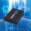 Новое Поступление HDV-E100 DC 5V ~ 12V120M HDMI Extender 1080 P 3D HDMI Передатчик Приемник CAT 5E/6 С ИК и TCP/IP США Plug