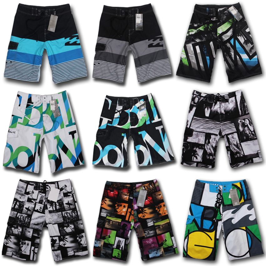 High Quality bermuda masculina Shorts Mens Board Shorts Summer Big and Tall Short Pants Beach wear
