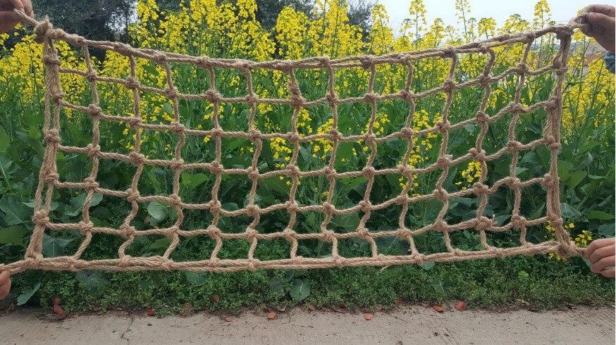 Moyen et Grand Perroquet corde filet d'escalade perroquets jouets 45*90 cm