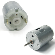 Mini DC Motor Mini 280 Motor High Speed Strong Magnetic Toy