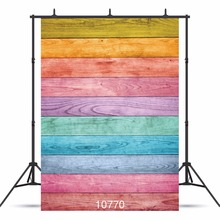 SHENGYONGBAO Vinyl Custom Photography Backdrops Prop  Wall and floor Theme Background 10770