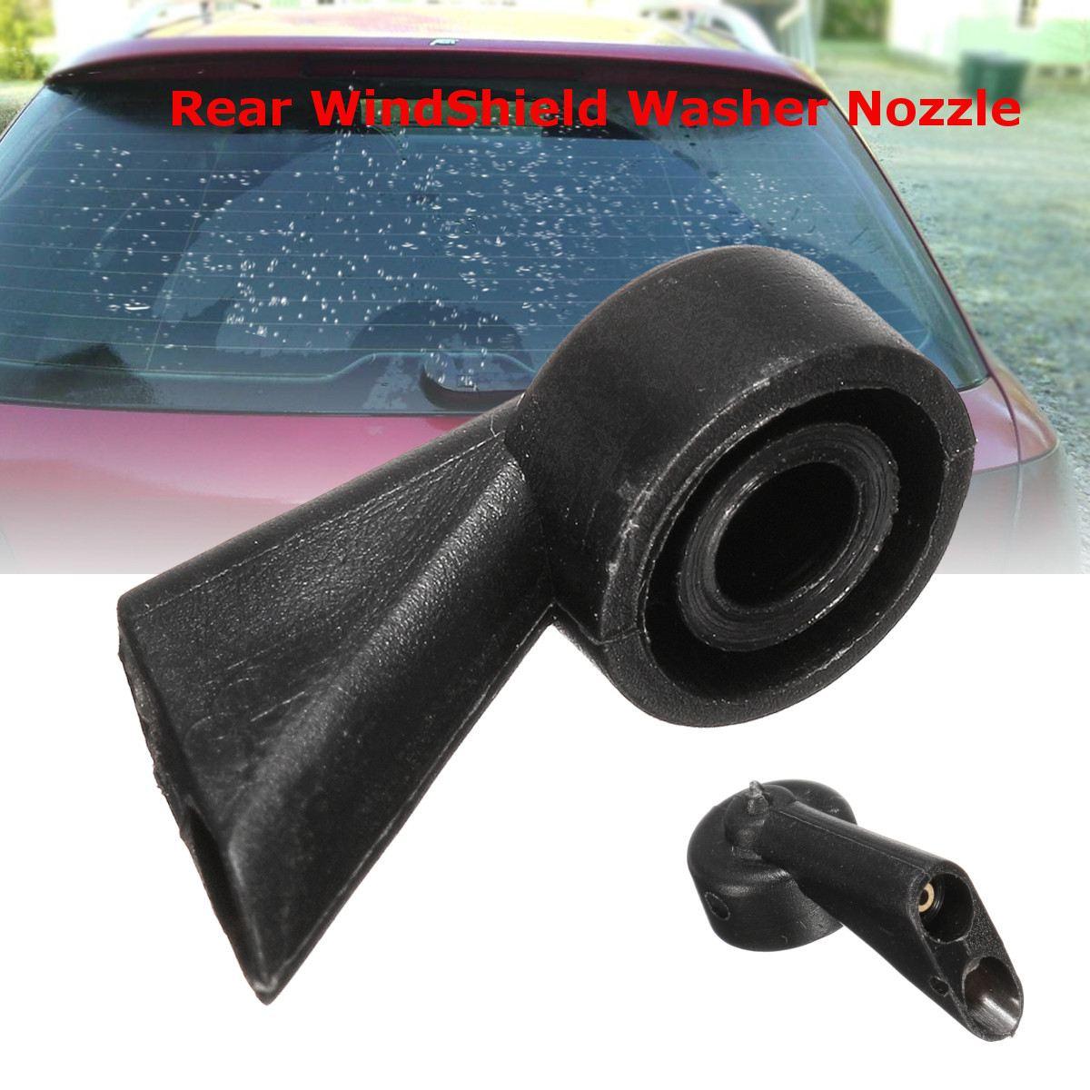 Rear WindShield Wiper Washer Nozzle Spray Jet For Audi A1 A3 A4 Q7  8E9955985 8K9955985A