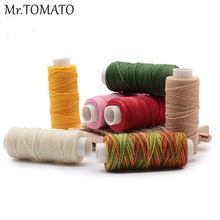 Craft-Tools Sewing-String DIY for Arts 10-Meter Thread-Cord Hand-Stitching Coarse Polyester