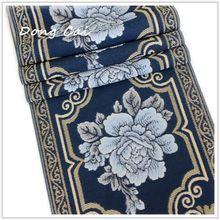 2-5-10yards/lot Width 18CM jacquard webbing HomeTextile Garment Sewing Handmade curtain sofa tablecloth decorating lace ribbon
