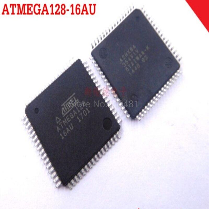 5 Volt TSOP ATMEGA128-16AU
