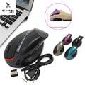 4 Цвет Аккумуляторная Беспроводная Мышь Вертикальные Мыши 5D Эргономичная Компьютерная Игровая Мышь Сем Fio Для Портативных ПК Компьютерная Мышь Геймер