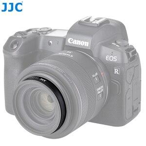 Image 2 - JJC LH EW52 Paraluce per obiettivi fotografici Per Canon RF 35 millimetri f/1.8 Macro IS STM Lens Sostituisce Canon EW 52 Fotocamere Accessori