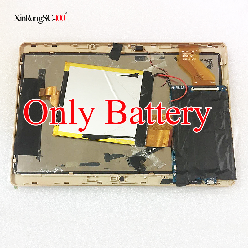 For 10.1 inch BDF BMXC K107 S107 K108 T900 MTK8752 MTK6592 MTK6580 Octa Core Tablet Battery inner 8000mah 3.7V Polymer li-ion new touch screen for 10 inch 2 holes tablet bmxc s108 t900 s107 k107 touch panel s107 s108 s109 k107 k108