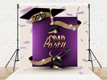 Kate  2019 Graduation Backdrop Photography Student Studio Prop Back To School Photo Background