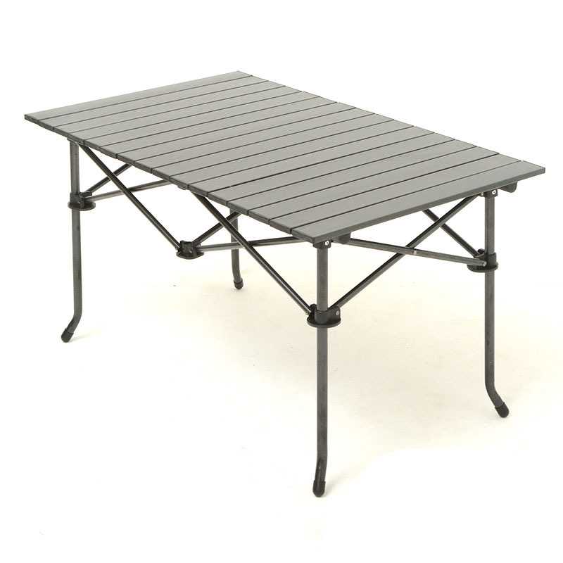 Multifunction Simple Portable Beach Table Outdoor Foldable Light Camping Desk Lengthen Leisure Barbecue Picnic Table Stable
