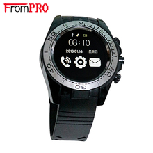 FROMPRO Smart watch SW007 Touch Screen With Mic Bluetooth Dial Phone Number Call SmartWatch With Altitude Instrument for android