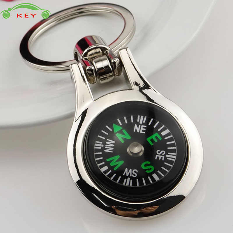 Detail Feedback Questions about Compass Car Keychain Auto
