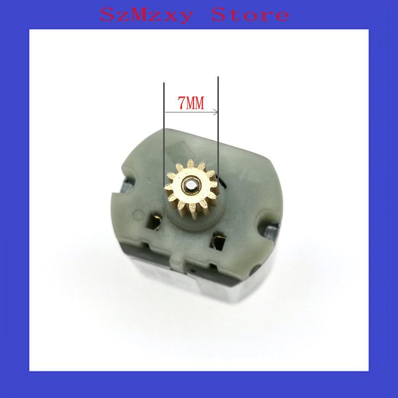 1 шт. FC280 FC-280SC 280 12V Модуль 0,5 12T миниатюрный dc локомотив замок зеркало заднего вида с мотором высокоскоростной двигатель