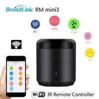 2016 New Original Broadlink RM Mini3 Universal Intelligent WiFi IR 4G Wireless Remote Controller Via Phone