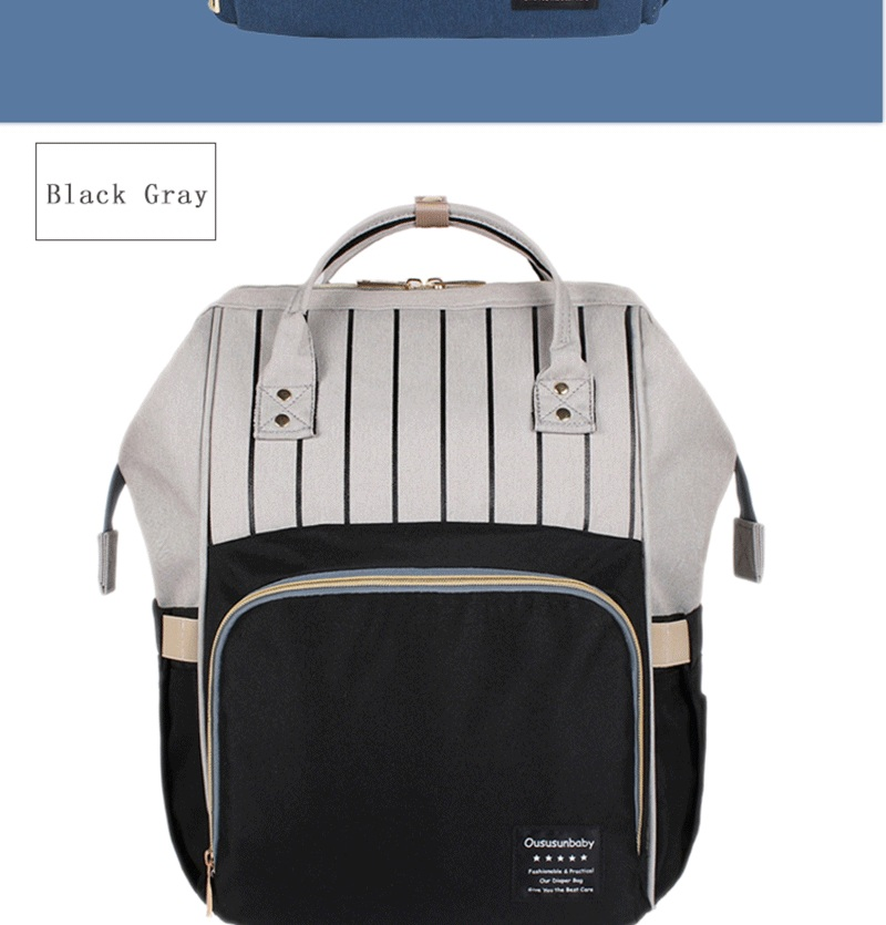 HTB1Eh2SdBWD3KVjSZFsq6AqkpXad Large Capacity Mommy Maternity Bag Diaper Nappy Bag Bolsa Maternida Printed Bebe Bag Travel Backpack Desiger Nursing Baby Care