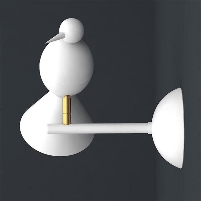 Moderne Korte Ijzer Art Led Creatieve restaurant bar Muur lampen ...