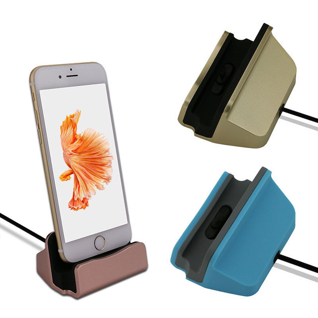 The USB cable Data Phone Charger Dock Usb Charging Station For iPhone X Samsung S10