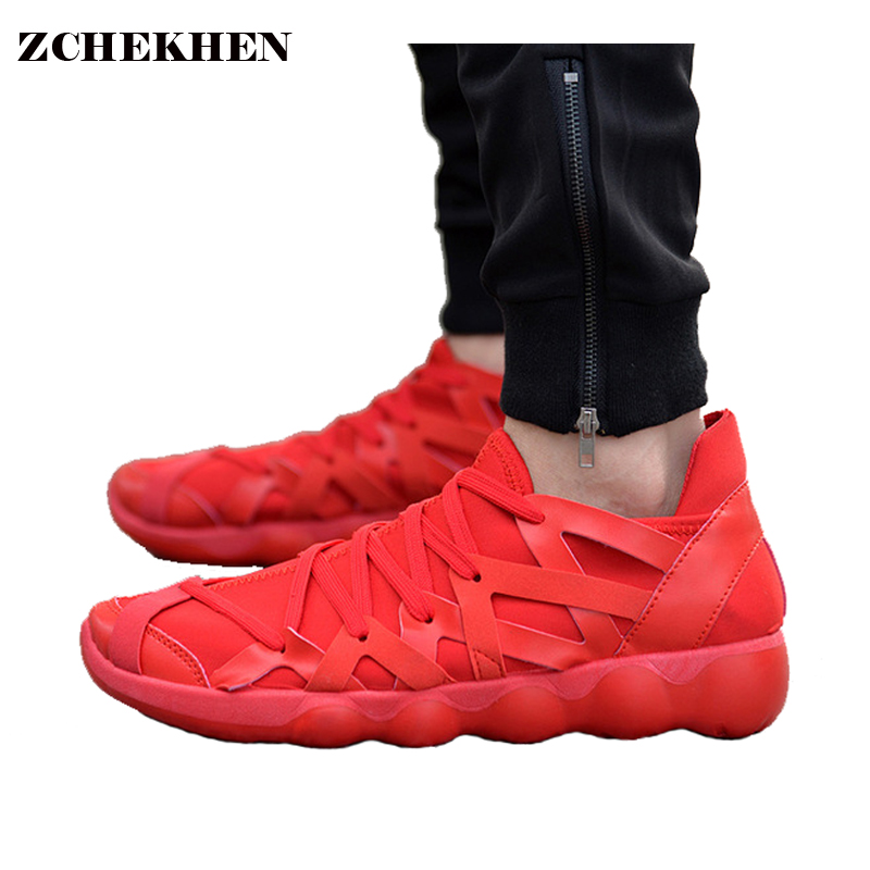 2017 Outdoor Walking Summer Breathable Comfortable Casual Shoes Men Fashion Footwear Trainers Zapatillas Zapatos Hombre 2017 new summer breathable men casual shoes autumn fashion men trainers shoes men s lace up zapatillas deportivas 36 45