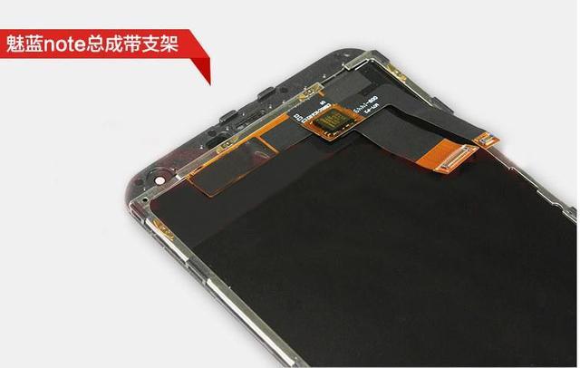 Оригинал для Meizu M1 NOTE LCD Для 5.5 ЖК-Дисплей + Сенсорный Экран + Рамка + Инструменты Замена Digitizer Ассамблеи Дать кремния случае