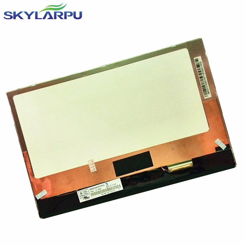skylarpu 10.1 inch IPS LCD Screen for HSD101PWW1-A00 Rev:4 Tablet PC OLED LCD display Screen panel Repair replacement industrial display lcd screenb101uan02 1 10 1 inch high definition screen ips wide viewing angle bright screen 1920x1200 fhd