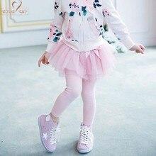 Прямая поставка, осенняя юбка-пачка для маленьких девочек, леггинсы Детская одежда Одежда для маленьких девочек Рождественские штаны принцессы