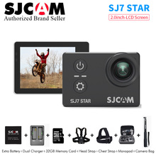 Original SJCAM SJ 7 Action font b Camera b font font b Sports b font DV